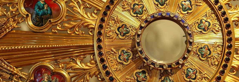 Eucharystia centrum życia