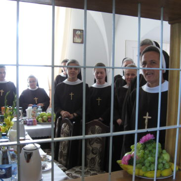 Wizyta sióstr Felicjanek