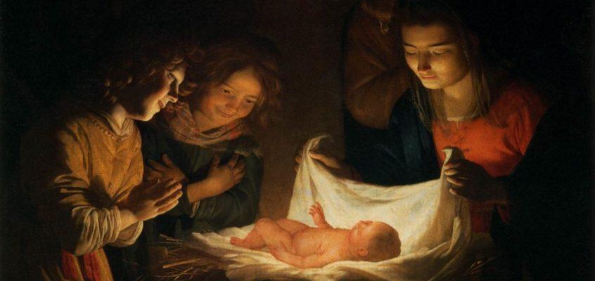Uroczystość Narodzenia Pańskiego, Msza wdzień