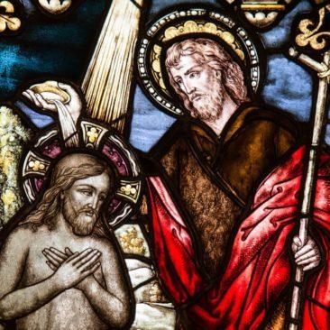 Niedziela Chrztu Pańskiego, Rok A