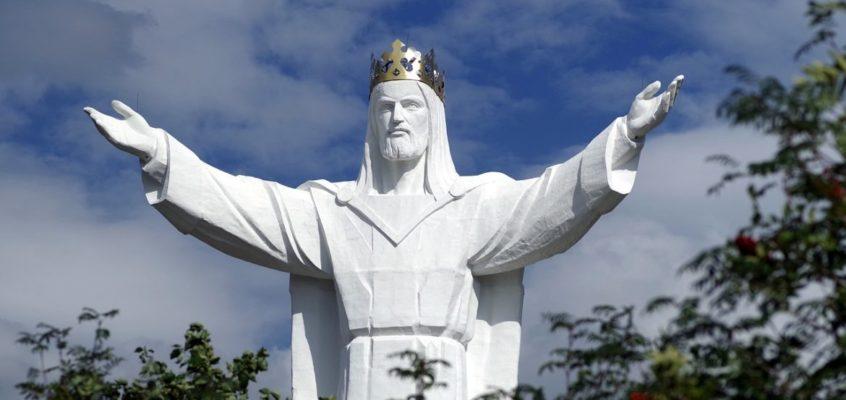 Uroczystość Jezusa Chrystusa Króla Wszechświata, Rok A