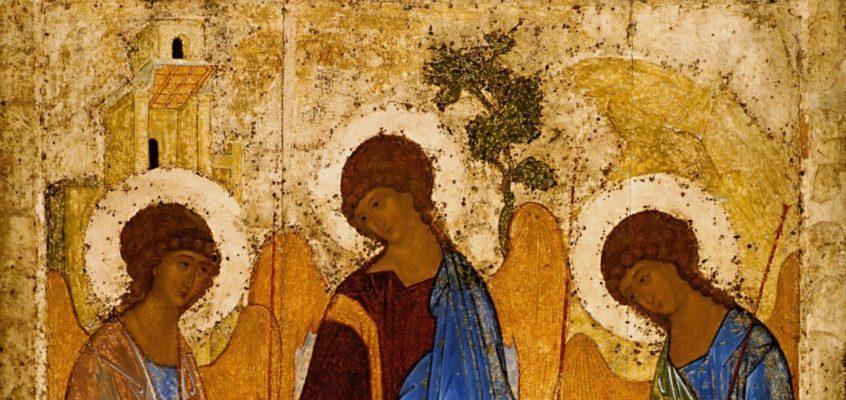 Niedziela Najświętszej Trójcy, Rok B
